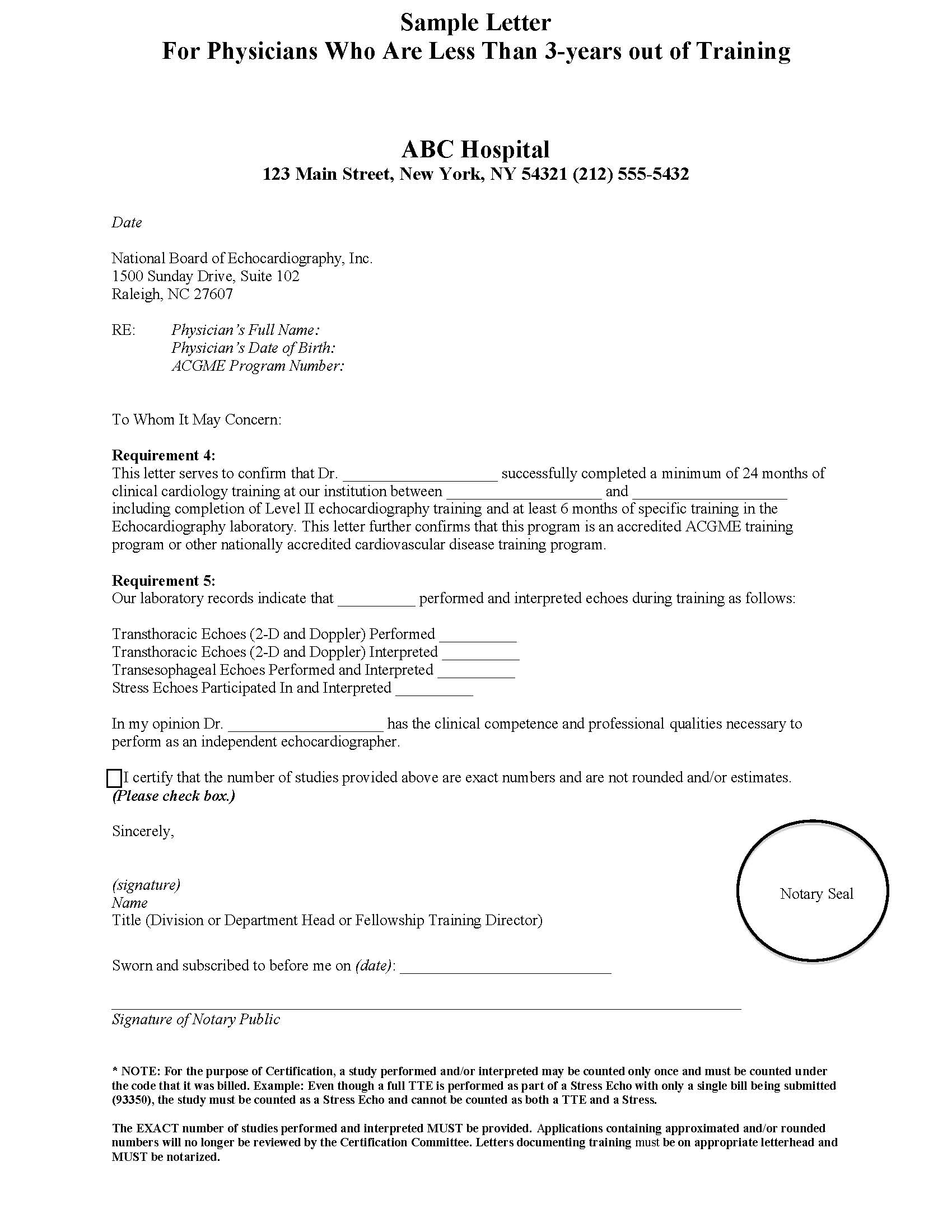 Certification Of Address Letter from www.echoboards.org